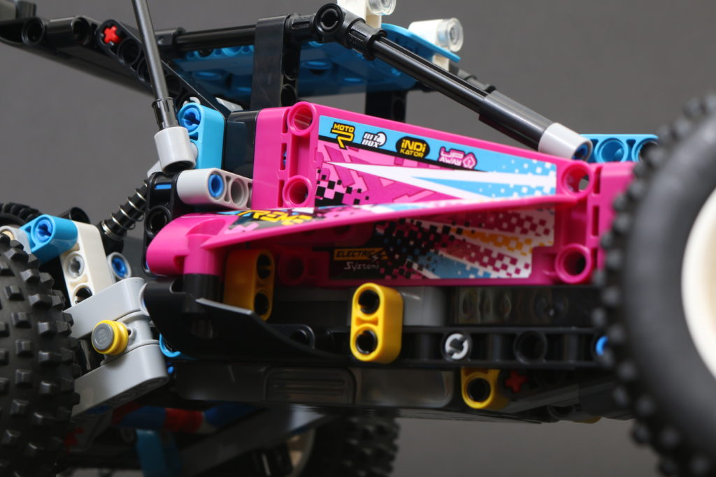 LEGO Technic 42124 Off Road Buggy Review 21