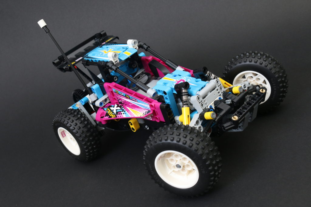 LEGO Technic 42124 Off Road Buggy Review 3