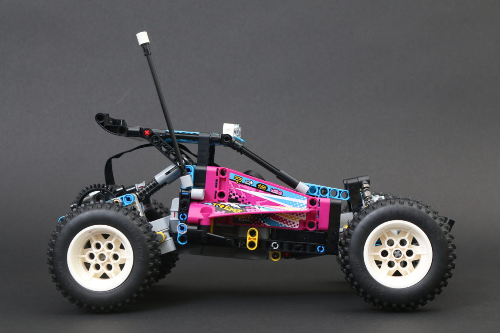 LEGO Technic 42124 Off Road Buggy Review 4