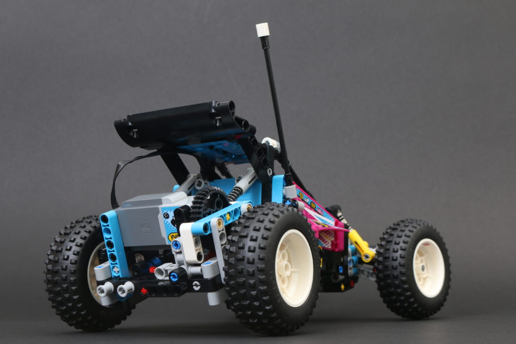 LEGO Technic 42124 Off Road Buggy Review 5
