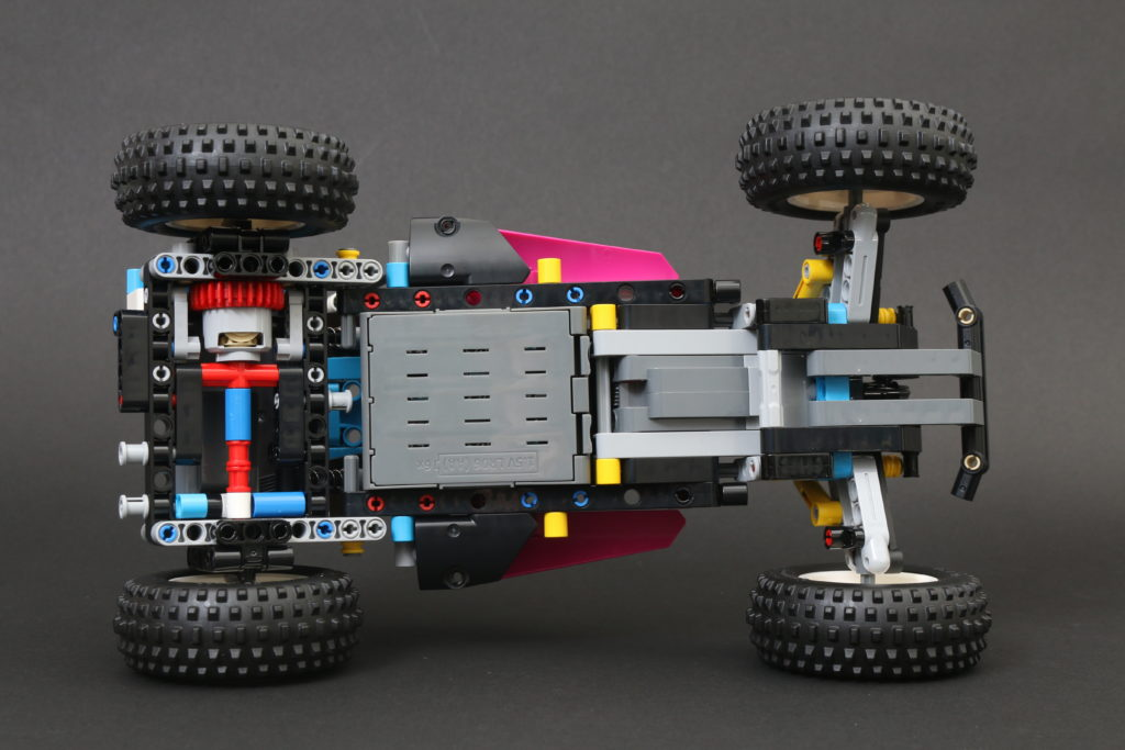 LEGO Technic 42124 Off Road Buggy Review 6