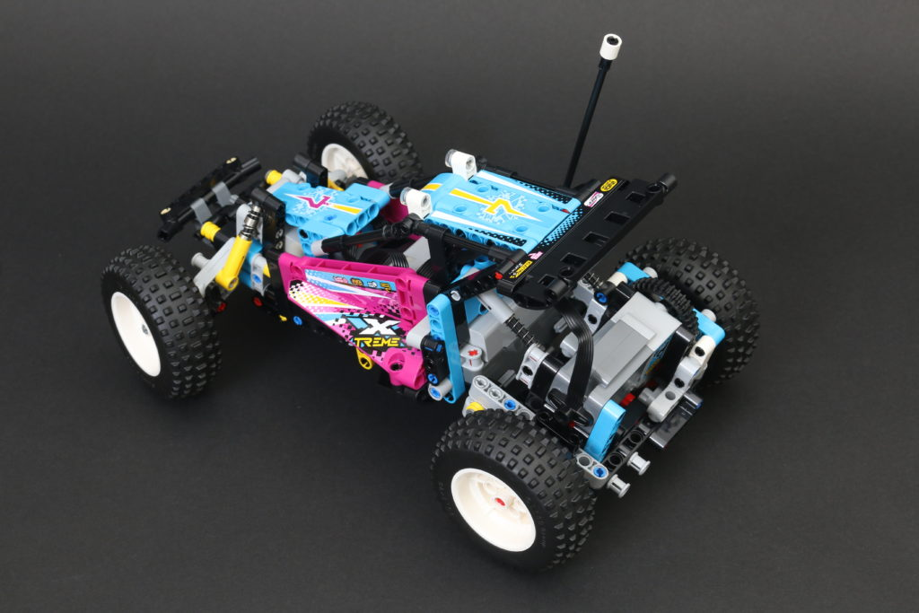 LEGO Technic 42124 Off Road Buggy Review 8