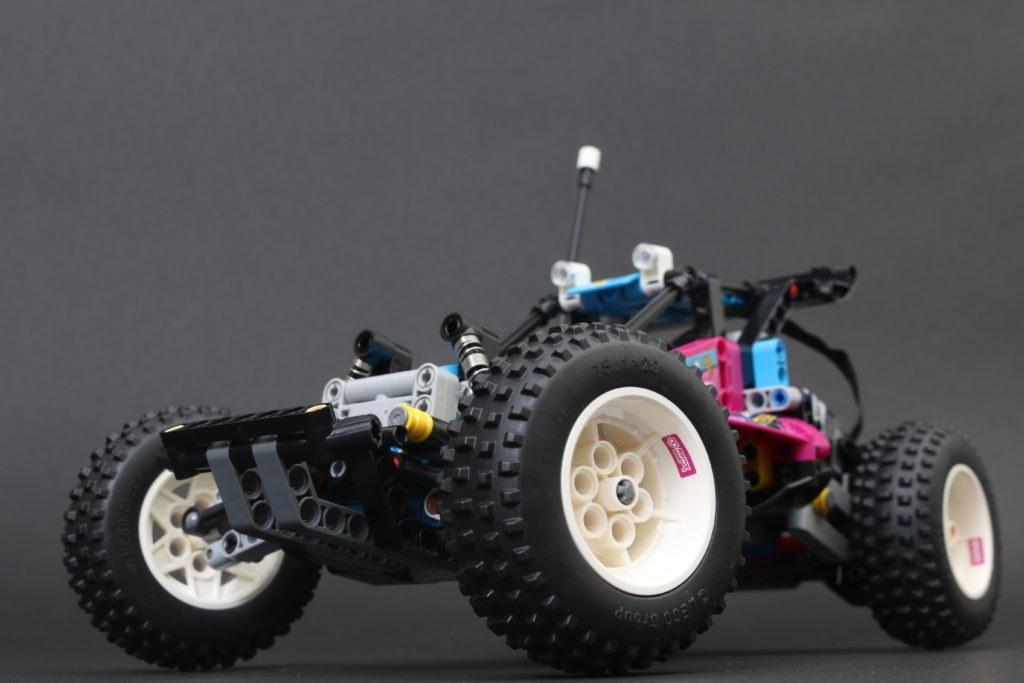 LEGO Technic 42124 Off Road Buggy Review 9
