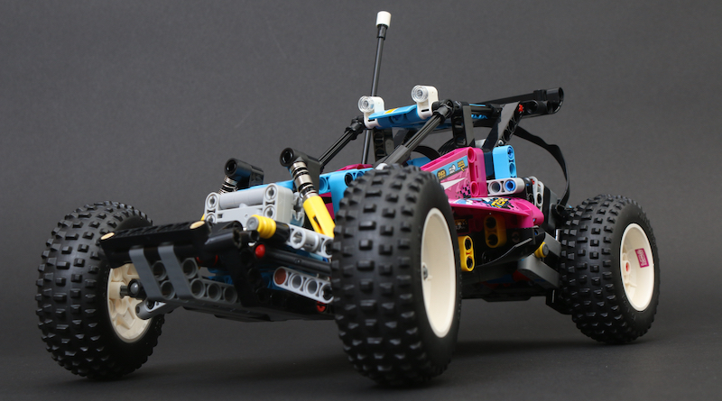 LEGO Technic 42124 Off Road Buggy Review Title