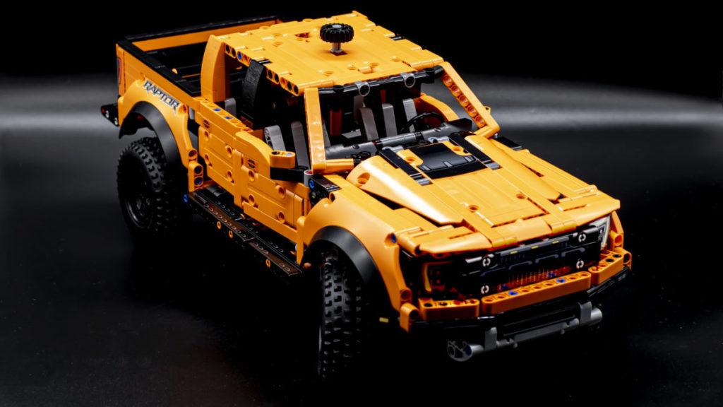 LEGO Technic 42126 Ford F 150 Raptor 27