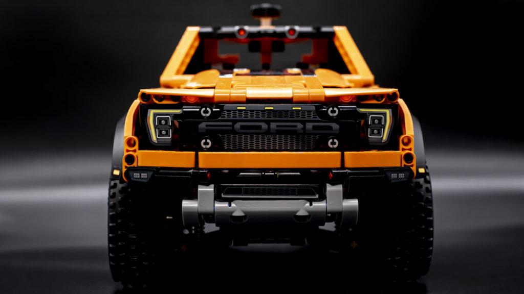 LEGO Technic 42126 Ford F 150 Raptor 3