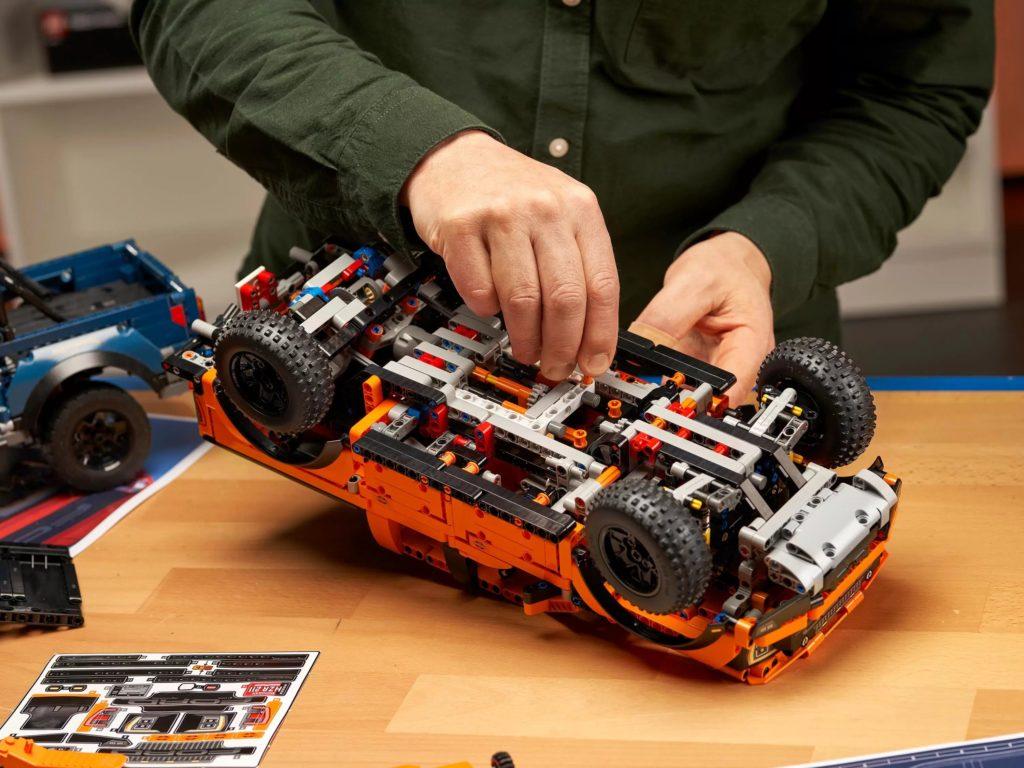 LEGO Technic 42126 Ford F 150 Raptor prototype 1 new