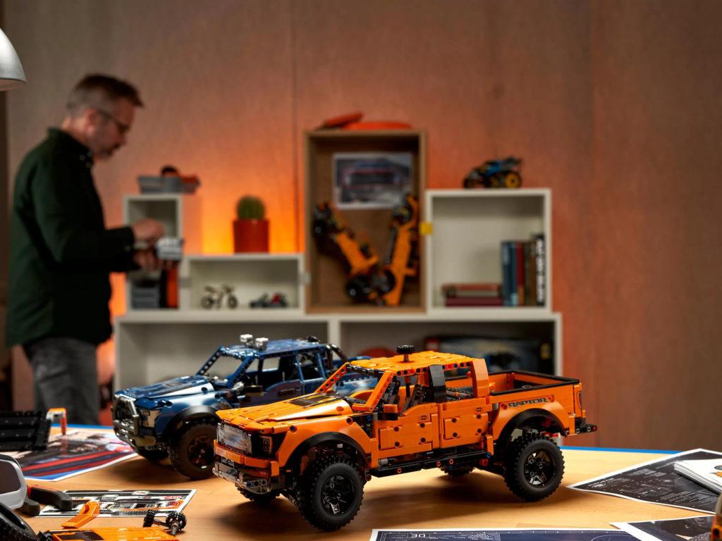 LEGO Technic 42126 Ford F 150 Raptor prototype 3 new