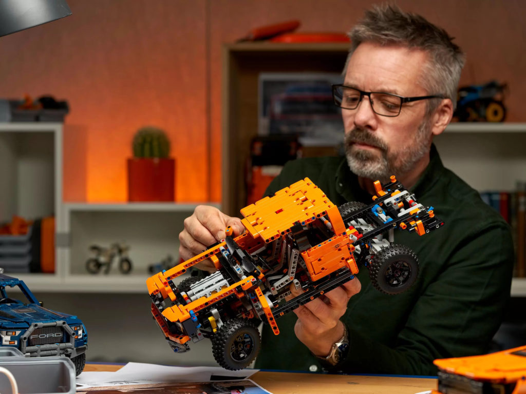 LEGO Technic 42126 Ford F 150 Raptor prototype 4 new