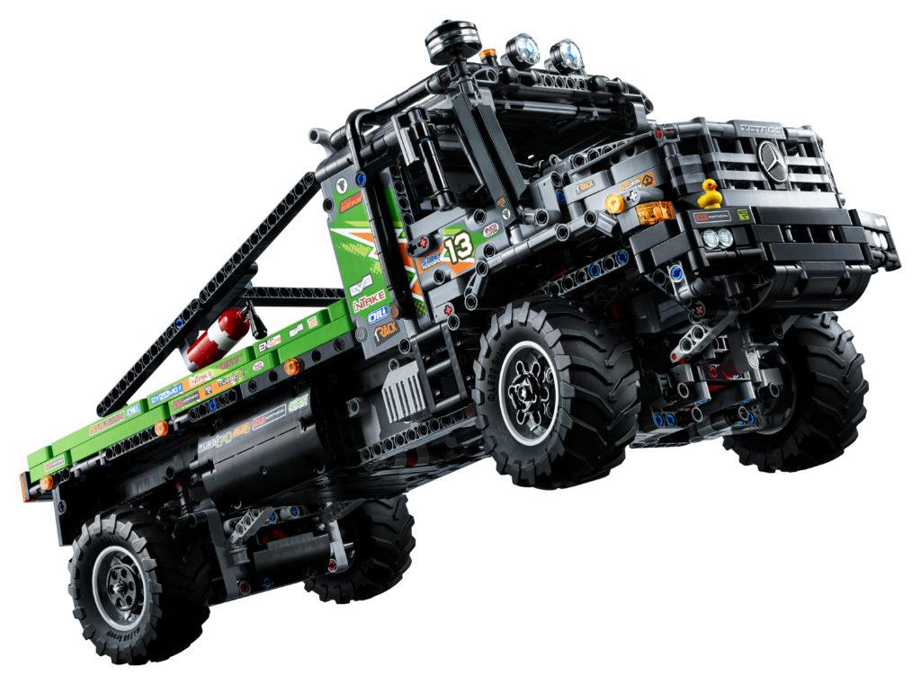 LEGO Technic 42129 4x4 Mercedes Benz Zetros Trial Truck 4