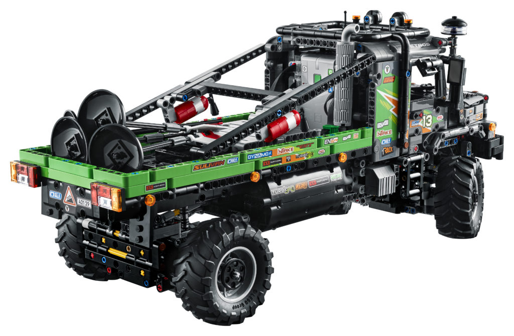 LEGO Technic 42129 4x4 Mercedes Benz Zetros Trial Truck 5