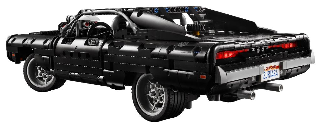 LEGO Technic Fast Furious 42111 Doms Dodge Charger 1