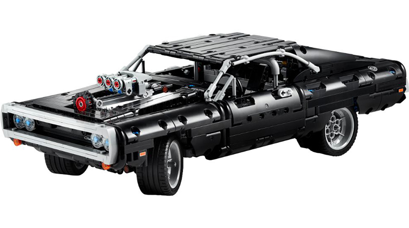 LEGO Technic Fast & Furious 42111 Doms Dodge Charger