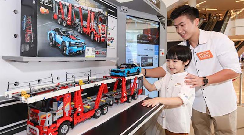 LEGO Technic Hong Kong Pop Up Featured