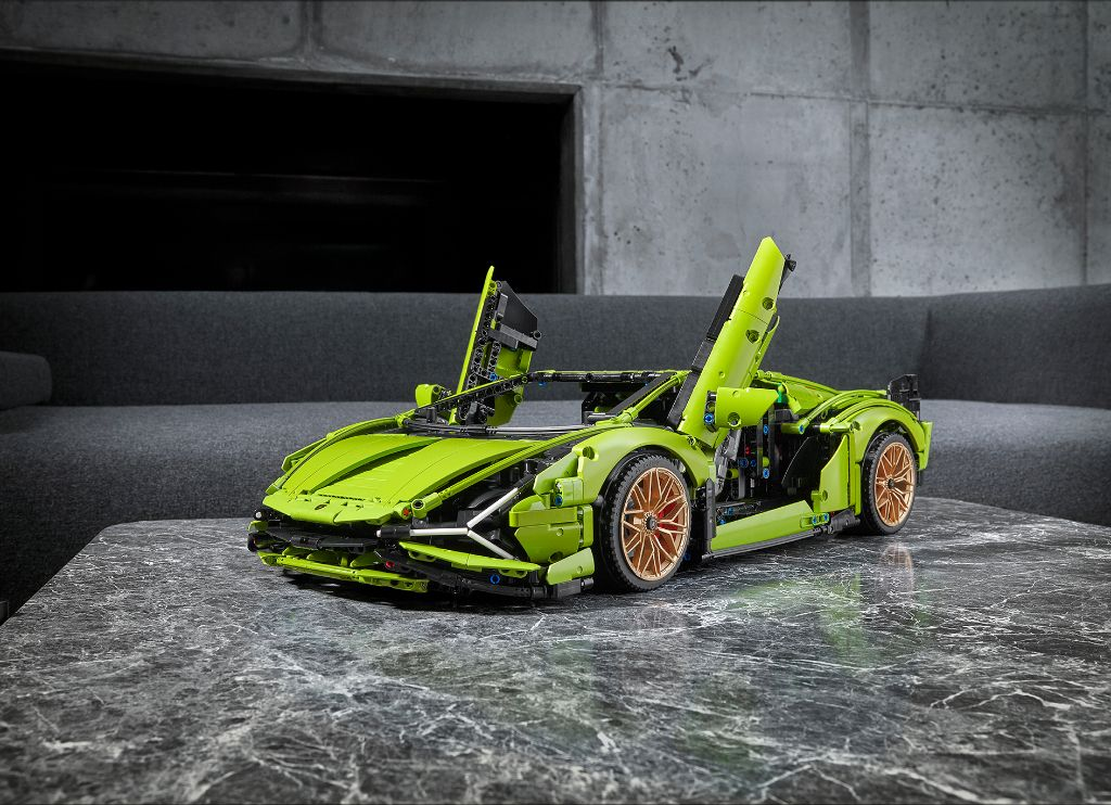 LEGO Technic Lamborghini Sián FKP 37 19