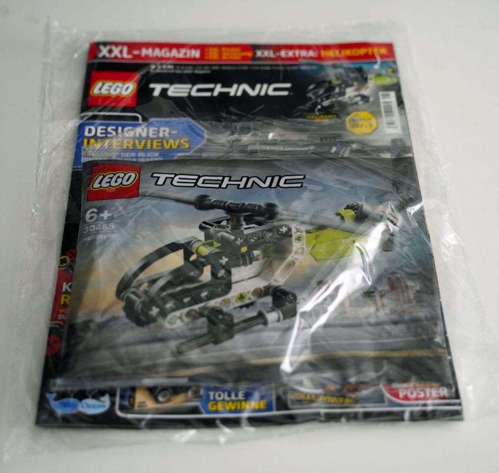 LEGO Technic Magazine Issue 1 1
