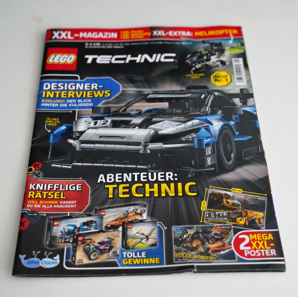 LEGO Technic Magazine Issue 1 2