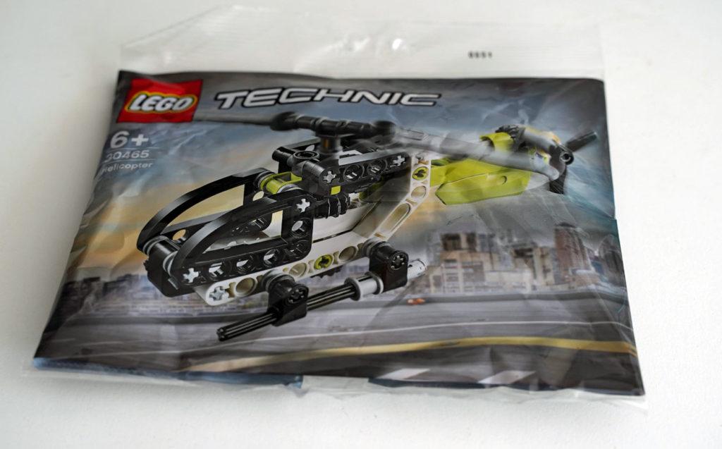 LEGO Technic Magazine Issue 1 3