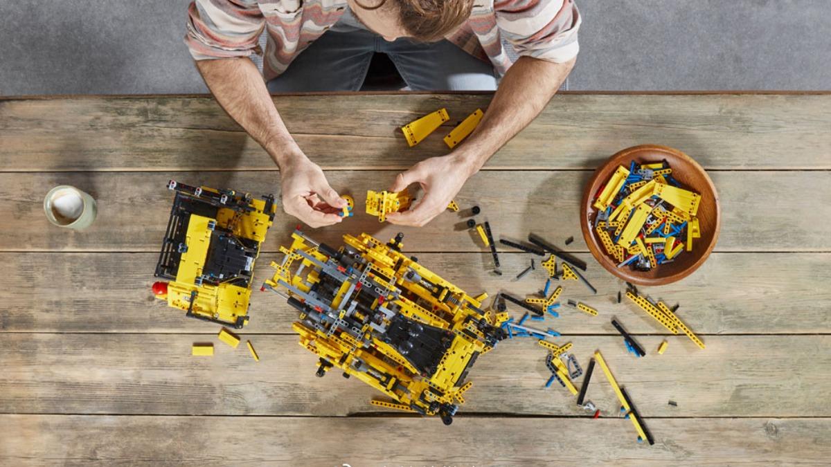LEGO Technic Rumour