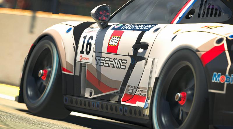 LEGO Technic Esports Featured
