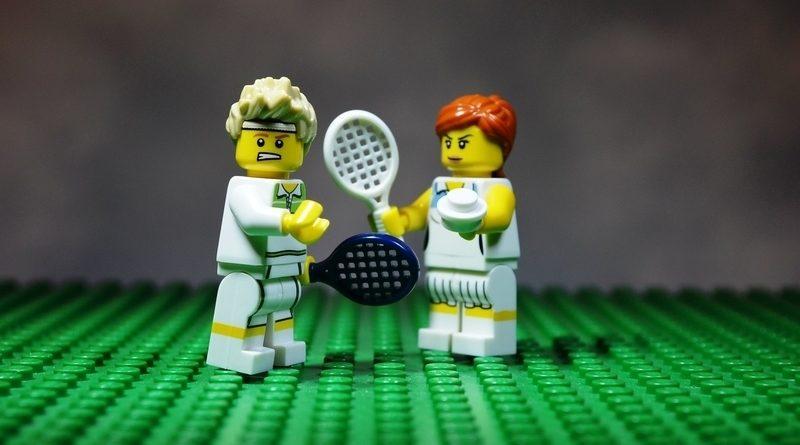 LEGO Tennis FP