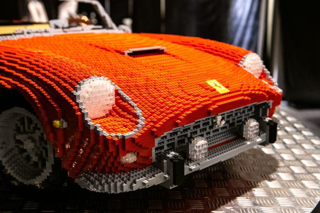 LEGO The Brickman Experience Leicester 73