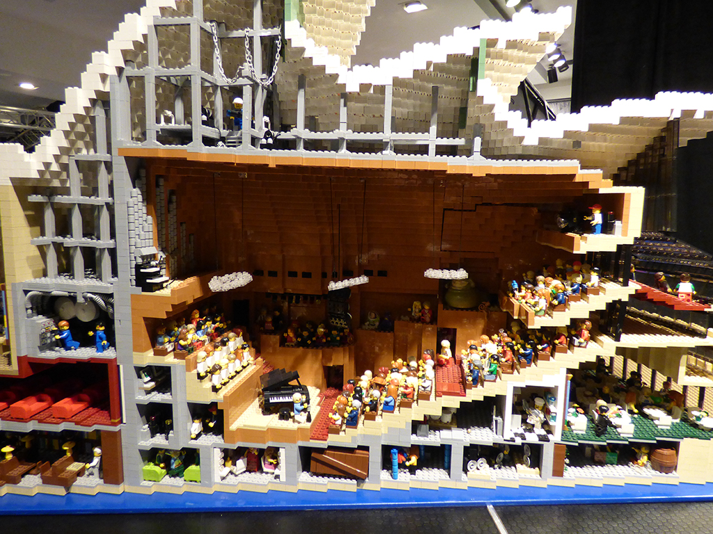 LEGO The Brickman Experience Leicester G 2