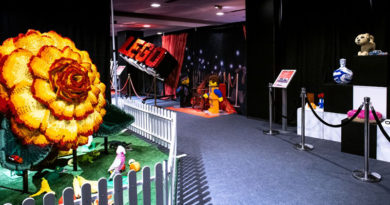 LEGO The Brickman Experience