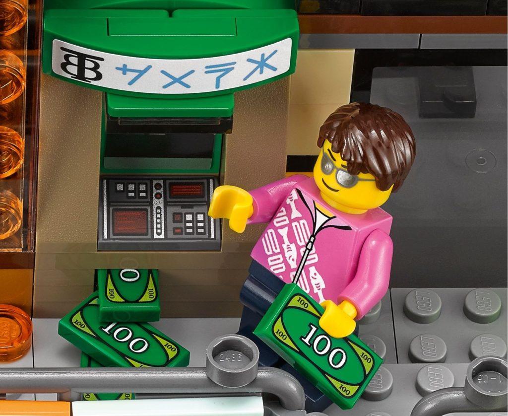 LEGO The LEGO NINJAGO Movie 70620 NINJAGO City Cash Machine
