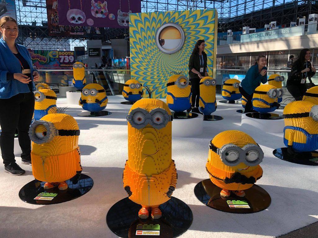 LEGO Toy Fair 2020 Minions
