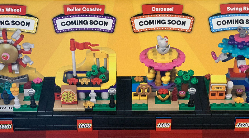 Toys R Us Singapore announces LEGO Bricktober 2020 sets