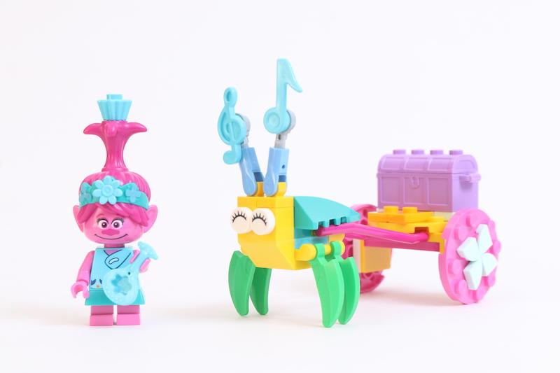 LEGO Trolls World Tour 30555 Poppys Carriage Review 2