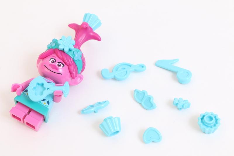LEGO Trolls World Tour 30555 Poppys Carriage Review 5