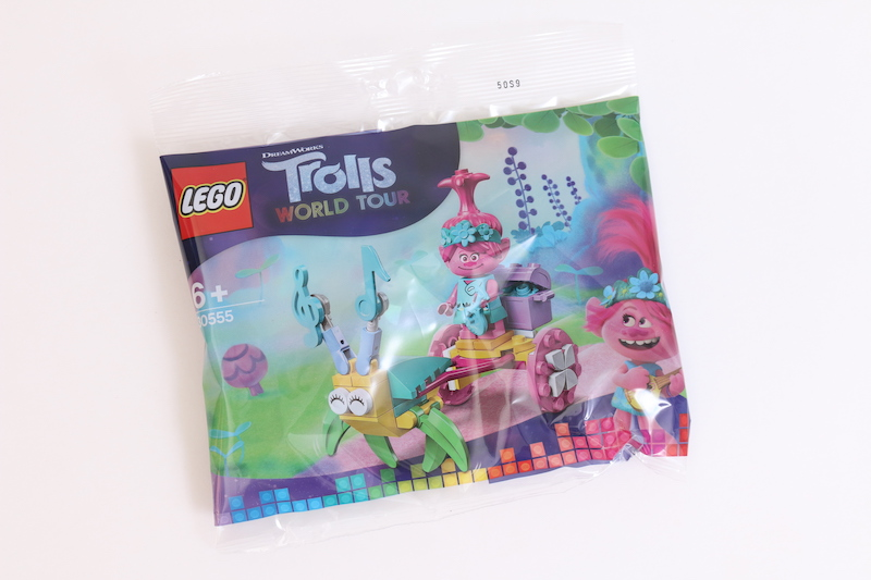 LEGO Trolls World Tour 30555 Poppys Carriage Review 7