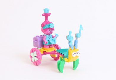 LEGO Trolls World Tour 30555 Poppy's Carriage review