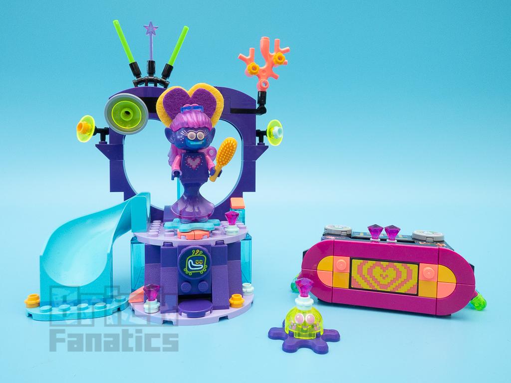 LEGO Trolls World Tour 41250 Techno Reef Dance Party 1