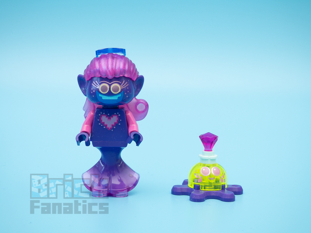 LEGO Trolls World Tour 41250 Techno Reef Dance Party 10