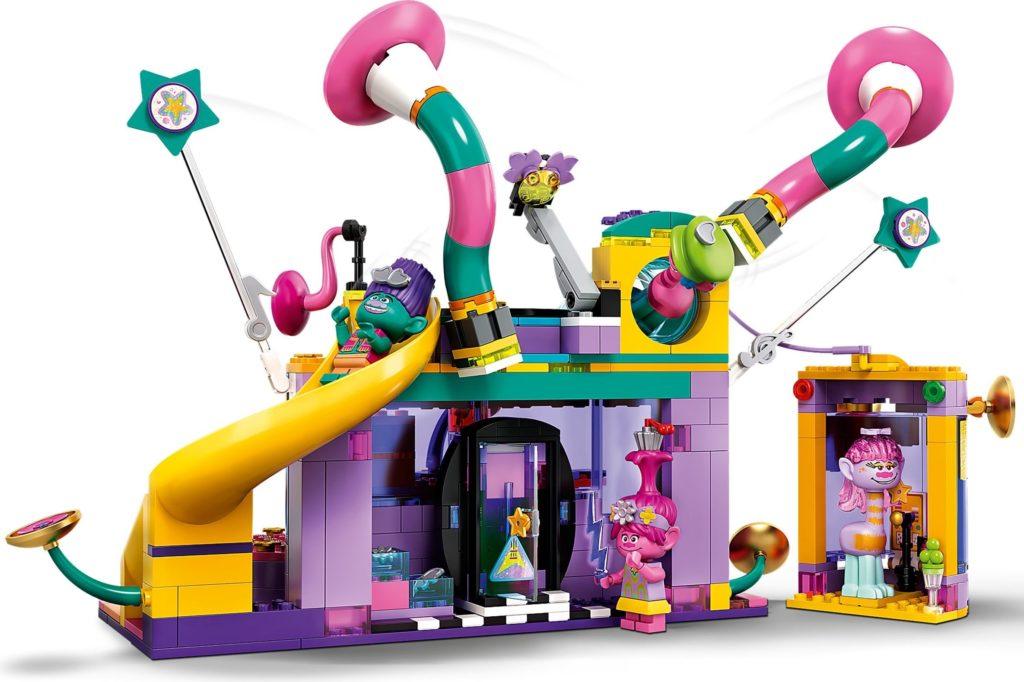 LEGO Trolls World Tour 41258 Vibe City Concert 5