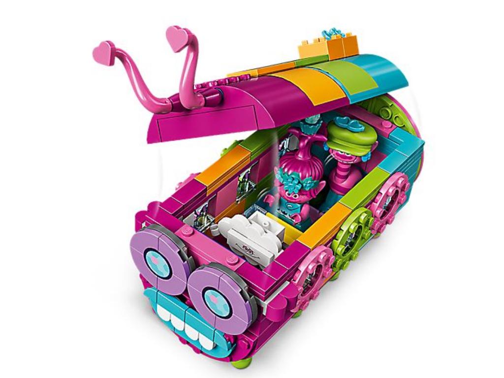 LEGO Trolls World Tour Rainbow Caterbus 4