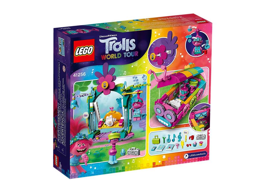 LEGO Trolls World Tour Rainbow Caterbus 5