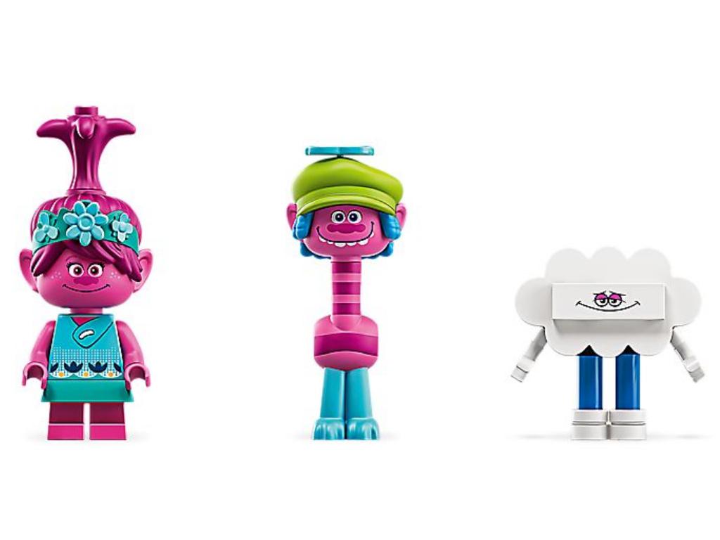 LEGO Trolls World Tour Rainbow Caterbus 6