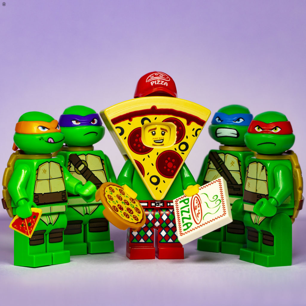 LEGO Turtle Pizza 1024x1024