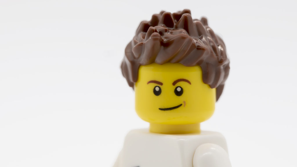 LEGO UNITY MINIFIGURE 1 1