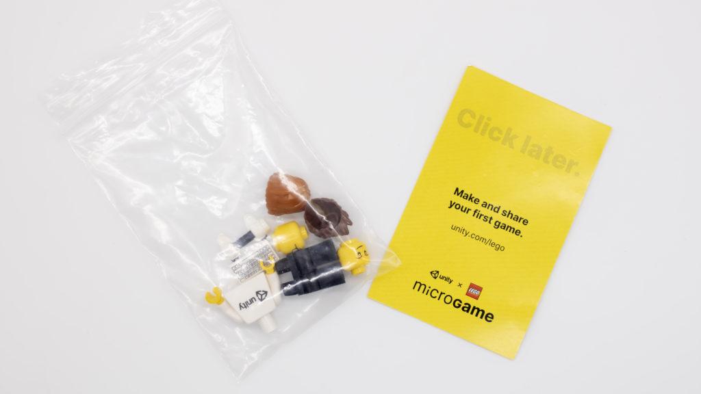 LEGO UNITY MINIFIGURE 10