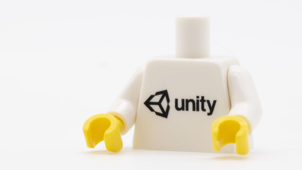 LEGO UNITY MINIFIGURE 7