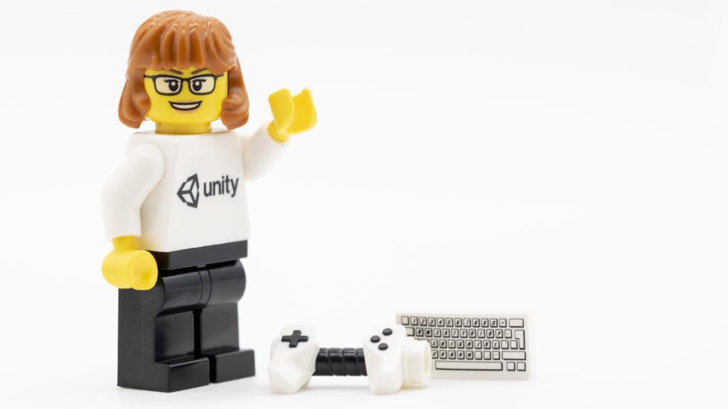 LEGO UNITY MINIFIGURE 8
