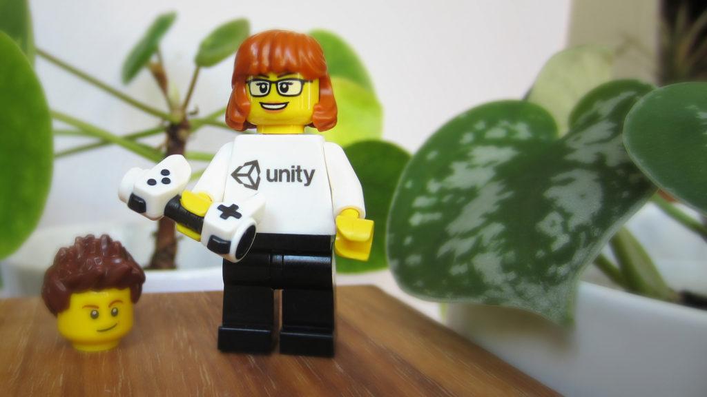 LEGO Unity Minifigure 2