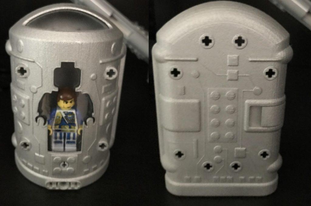 LEGO Universe minifigure