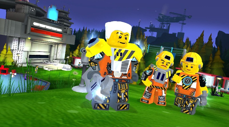 LEGO Universe Screenshot Featured
