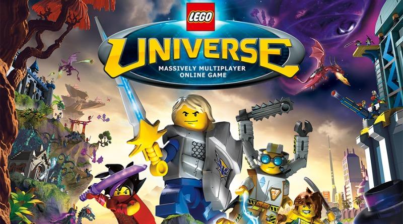 LEGO Universe Soundtrack Album Art Featured